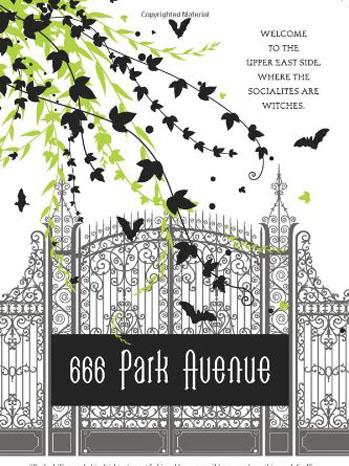 666 Park Avenue Book Cover - P 2011
