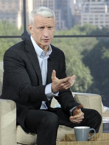 Anderson Cooper Show TV Still - P 2011