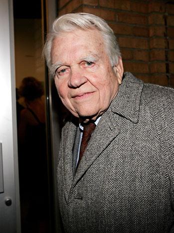 Andy Rooney Headshot - P 2011