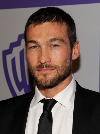 Andy Whitfield - P 2011