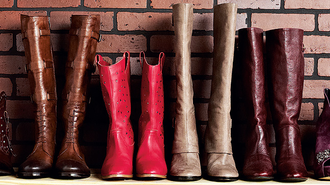 34 REP Footloose Boots H