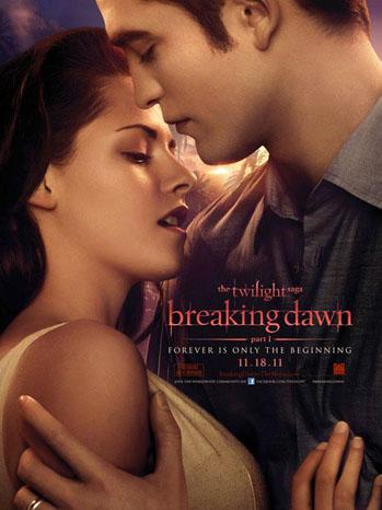 Breaking Dawn Poster Art - P 2011