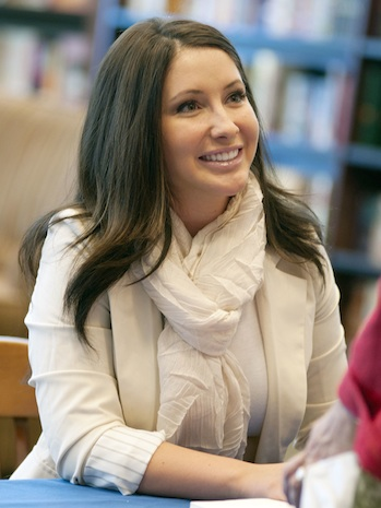 Bristol Palin Book Signing P 2011