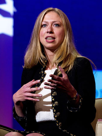 Chelsea Clinton - Clinton Global Initiative - P - 2011