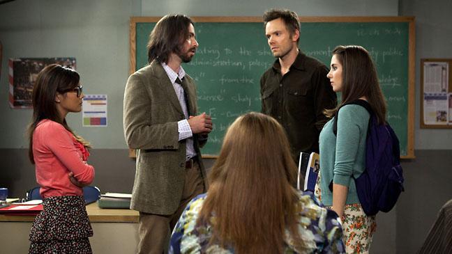 Community Joel McHale and Cast - H 2011