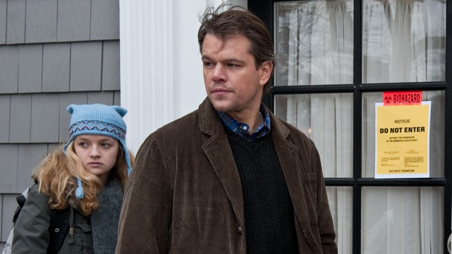 Contagion - Movie Still: Matt Damon - H - 2011