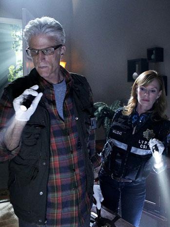 CSI Premiere Ted Danson - P 2011