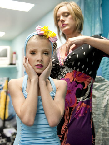 Dance Moms Lifetime TV Still - P 2011