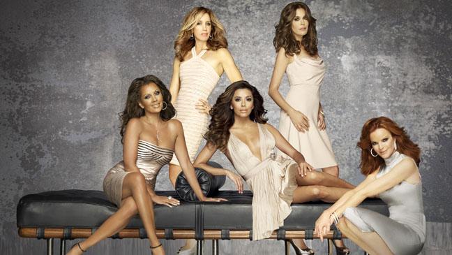 Desperate Housewives Cast Portrait - H 2011