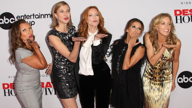 Desperate Housewives Final Season Party 2011