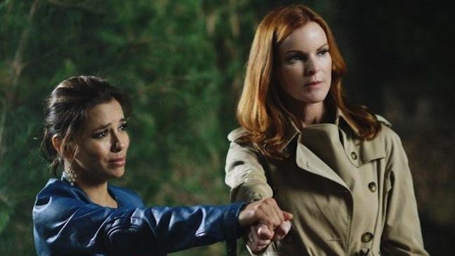 Desperate Housewives Season 8 Premiere Episodic