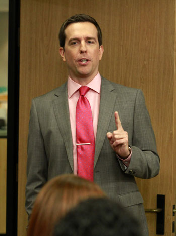 Ed Helms The Office - P 2011