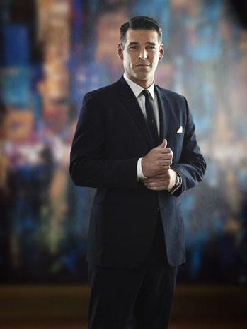 Eddie Cibrian - Playboy Club Portrait - P - 2011