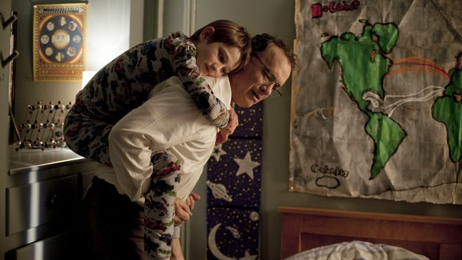 Extremely Loud & Incredibly Close - Movie Still: Tom Hanks, Thomas Horn - H - 2011