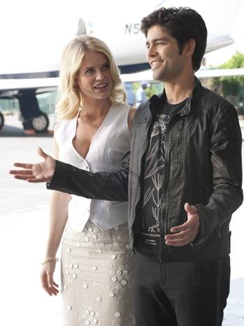 Entourage - episode 96 (season 8, episode 8): Alice Eve, Adrian Grenier - P - 2011