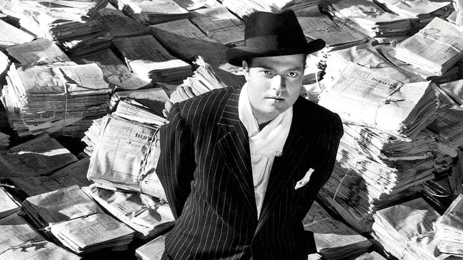 33 REV Citizen Kane Orson Welles