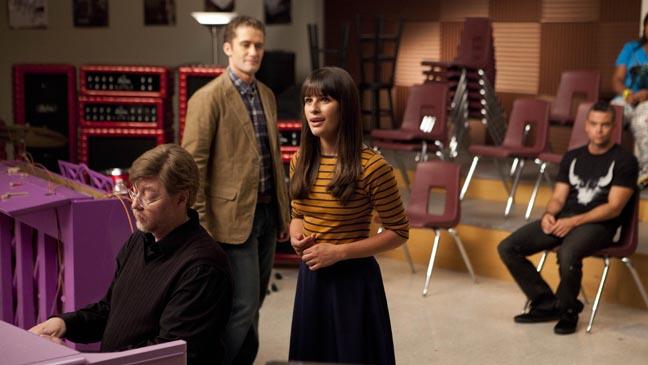 Glee Season 3 Lea Michele - H 2011