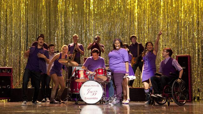 Glee Season 3 Episode 301 Concert - H 2011