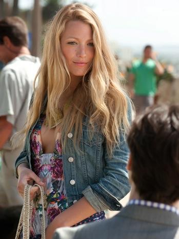 """Gossip Girl - TV Still: """"The Wrong Goodbye"""" - Blake Lively - P - 2011"""