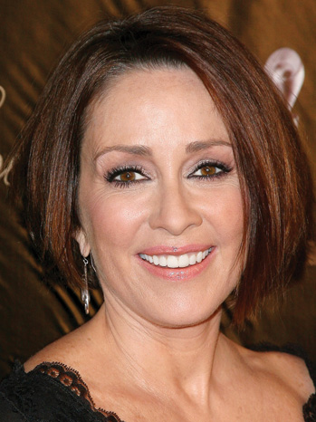 EYEBOWS: Patricia Heaton