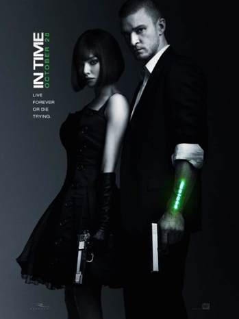 In Time - Movie Poster - P - 2011