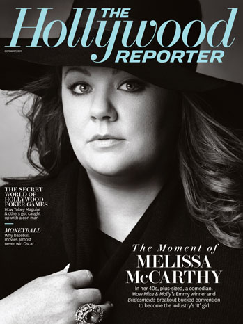 Issue 35 Cover Melissa McCarthy