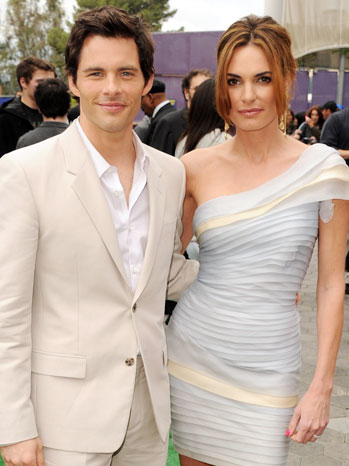 James Marsden And Wife Lisa Linde Divorcing Hollywood Reporter Lisa linde was born on may 10, 1972 in nashville, tennessee, usa as mary elizabeth linde. james marsden and wife lisa linde
