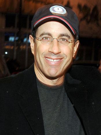 Jerry Seinfeld Baseball Cap 2010 - P