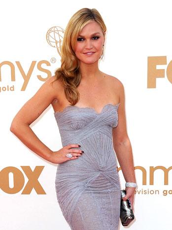 Julia Stiles Emmy Awards - P 2011