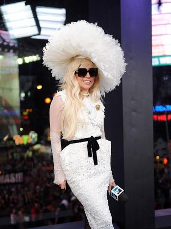 Lady Gaga MTV Press - P 2011