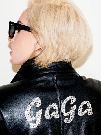 Lady Gaga photo by Terry Richardson - P 2011