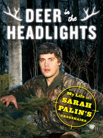 Levi Johnston Deer in the Headlights Book Cover - P 2011