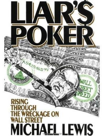 Liar's Poker Book Cover - P 2011