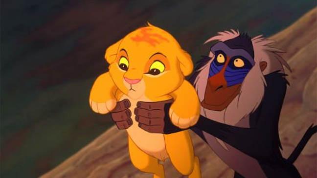 Lion King 3D - Film Still - H 2011