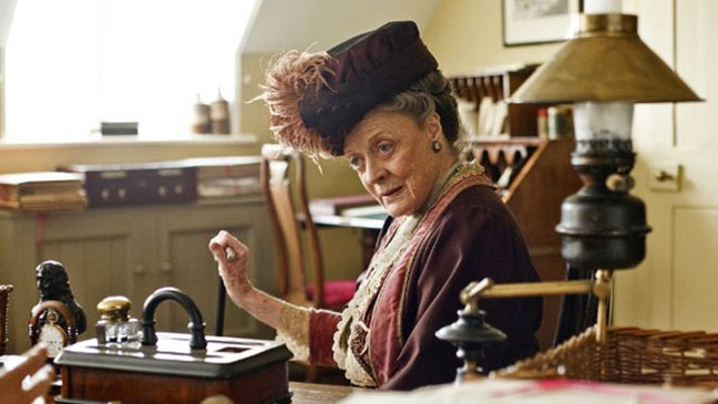 Maggie Smith - Supporting Actress in a Miniseries/Movie