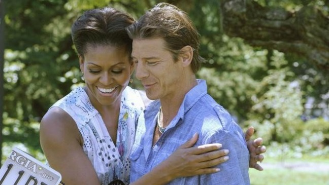 Extreme Makeover Home Edition - Michelle Obama Ty Pennington - H 2011