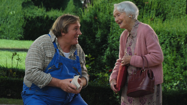My Afternoons With Margueritte: Film Review | Hollywood ...