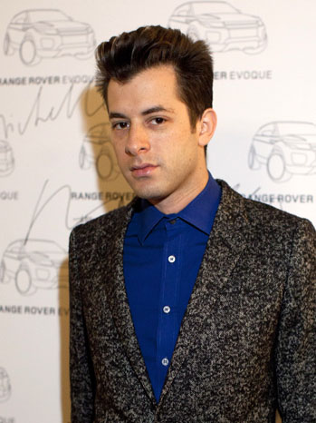 Mark Ronson Headshot - P 2011