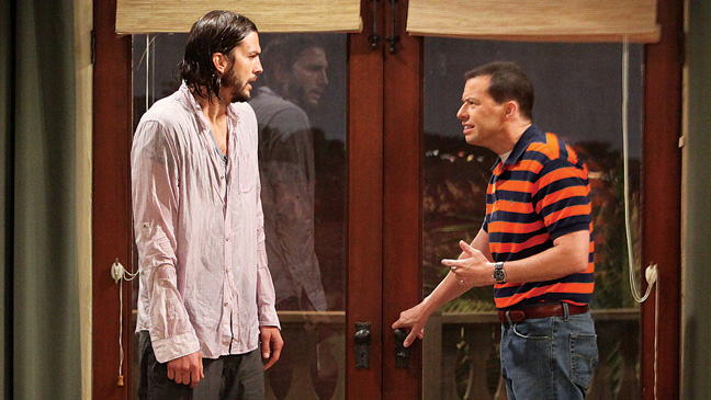 """""""Two and a Half Men"""" (CBS)"""