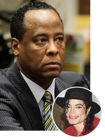 Conrad Murray, Michael Jackson - SPLIT - P