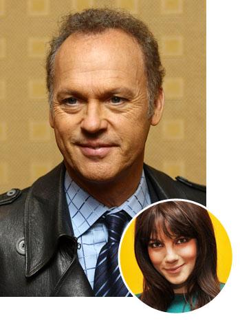 Michael Keaton Michelle Monaghan - P 2011