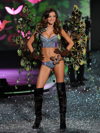 Miranda Kerr Victoria's Secret Fashion Show - P 2011