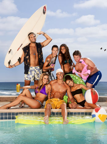 Real World San Diego Cast - P 2011