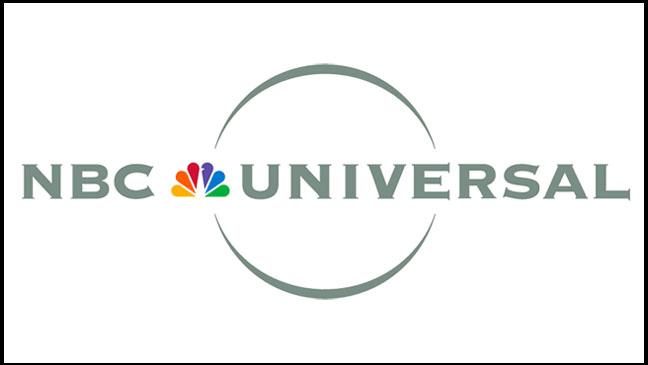 NBC Universal Logo White - H 2011