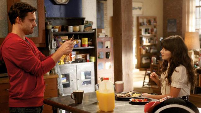 New Girl Episode 101 Kitchen - H 2011