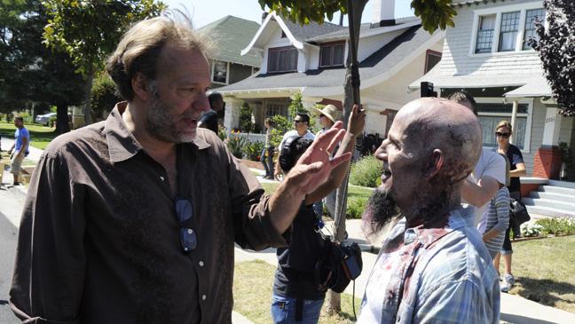 Greg Nicotero - The Walking Dead - H 2011