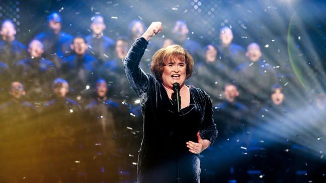 Susan Boyle - America's Got Talent - H - 2011