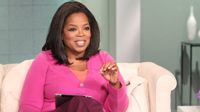Oprah Winfrey - TV Still: Oprah's Lifeclass - H - 2011