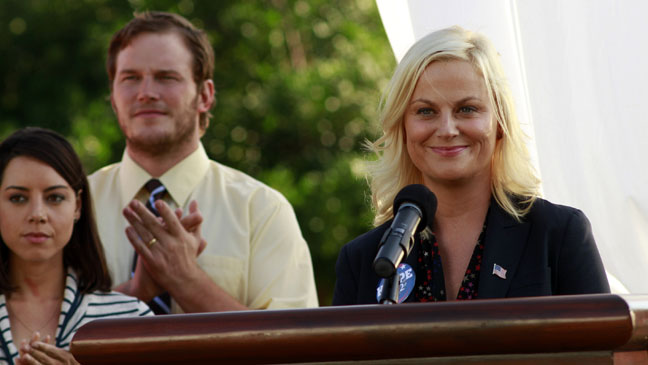 Parks and Recreation Season Premiere - H 2011