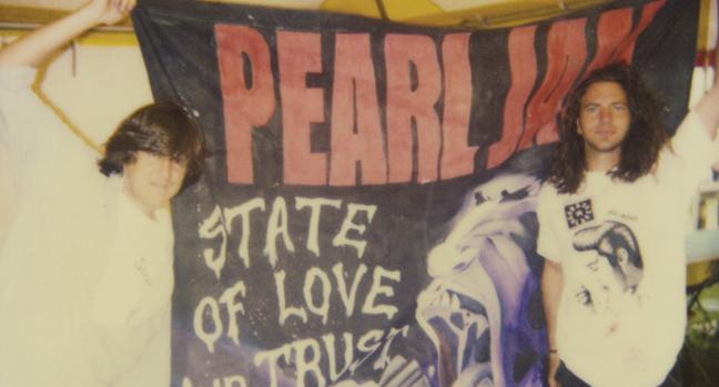 Peal Jam Twenty still - 2011